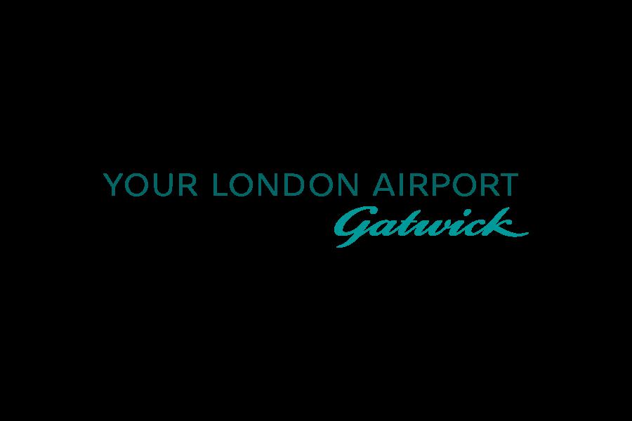 GATWICK AIRPORT LOGO