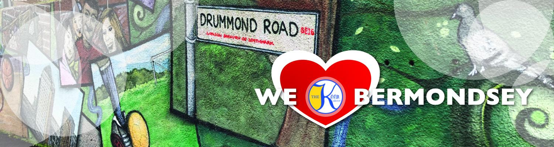 Bermondsey Minicab - We Love Bermondsey - The Keen Group