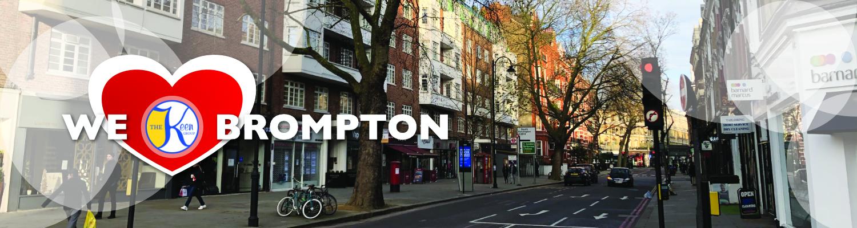 Brompton Minicab - We Love Brompton - The Keen Group