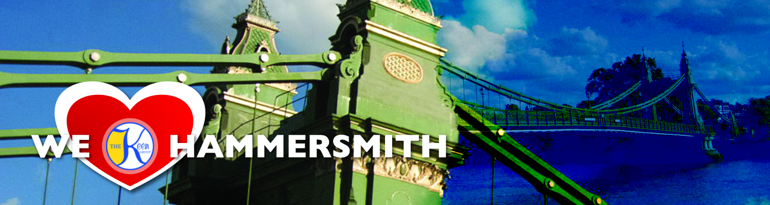 Hammersmith Minicab - We Love Hammersmith - The Keen Group